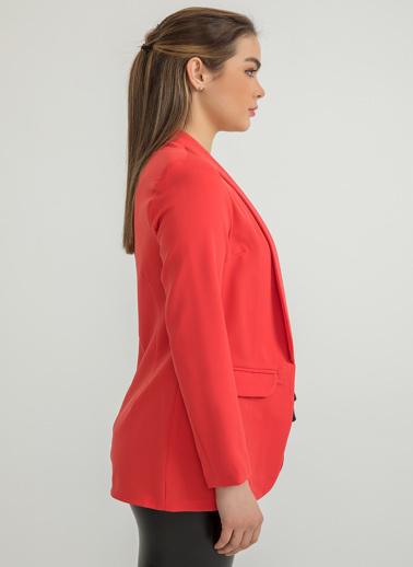 Foremia Atlas Blazer Ceket Kırmızı